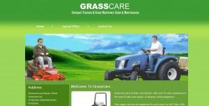 GrassCare snap shot