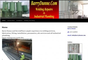 barrydunne web