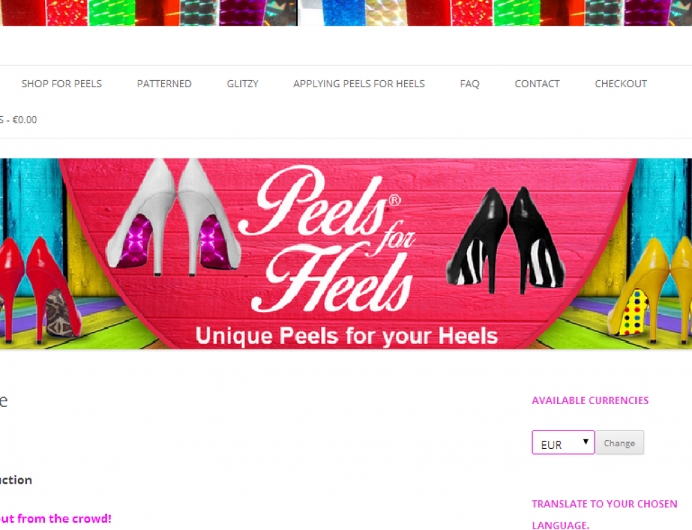Shoes Accessory Site